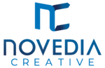 Novedia Creative Logo